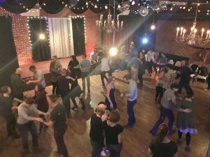 Lindy Hop Dancing in Colorado Springs